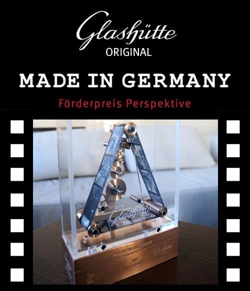 Glashuette Original Foerderpreis perspektive neu