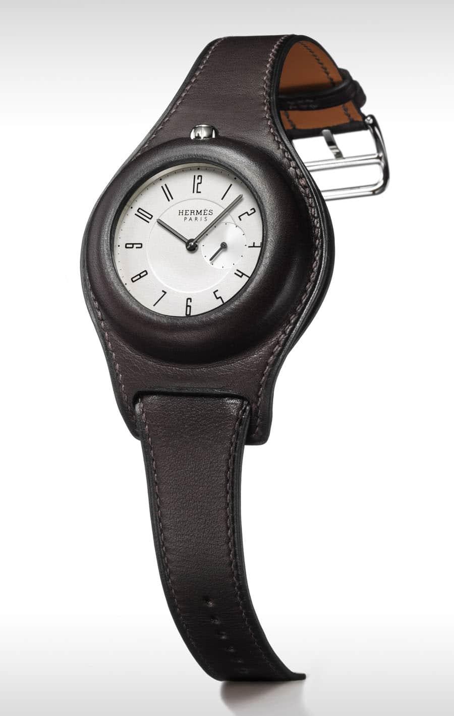 Hermès lässt eine Armbanduhr aus dem Jahr 1912 wieder aufleben
