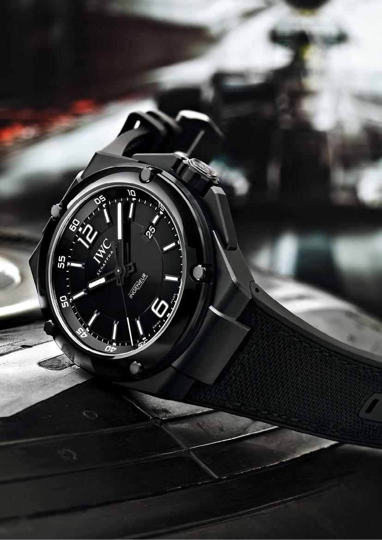 IWC Ingenier Automatic AMG Black Series Ceramic