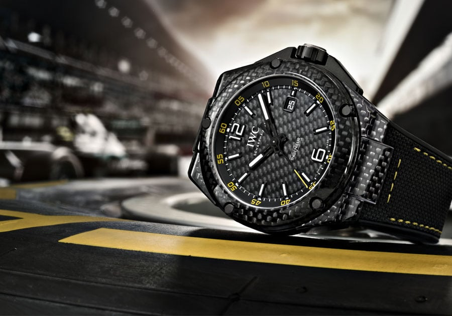 Die Ingenieur Automatic Carbon Performance von IWC