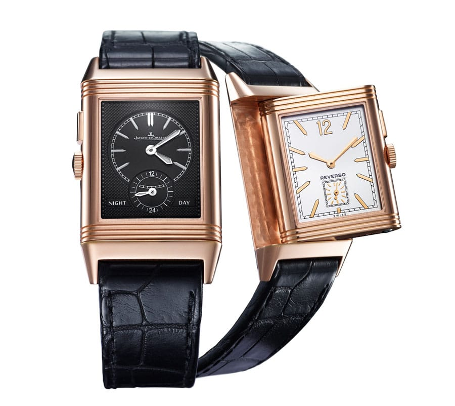 Die neue Grande Reverso Ultra Thin Duoface von Jaeger-LeCoultre
