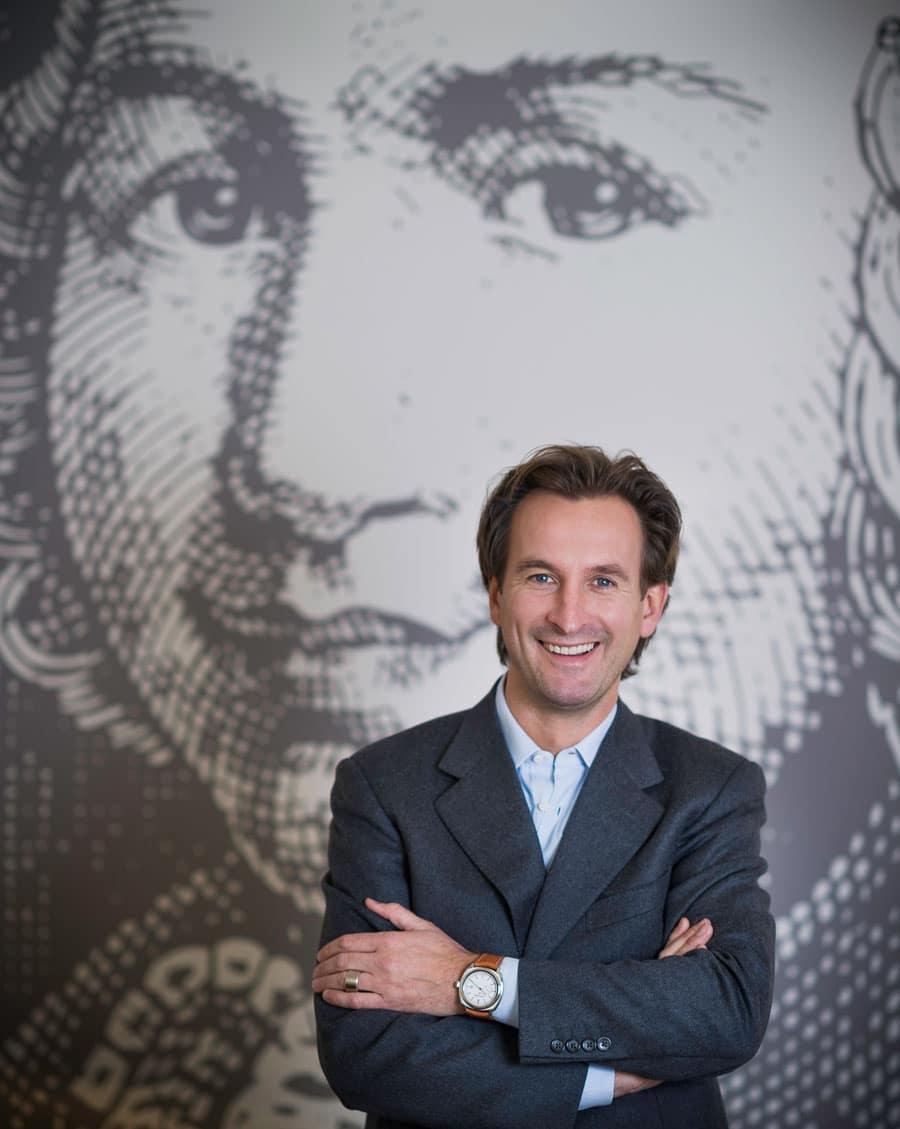 Seit Mai 2012 leitet Bruno Grande die operativen Geschäfte der Marke
