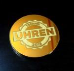 Erstmals vergibt die UHREN-MAGAZIN-Redaktion bei der Goldenen Unruh 2013 eine Goldmedaille in der Kategorie Technik.