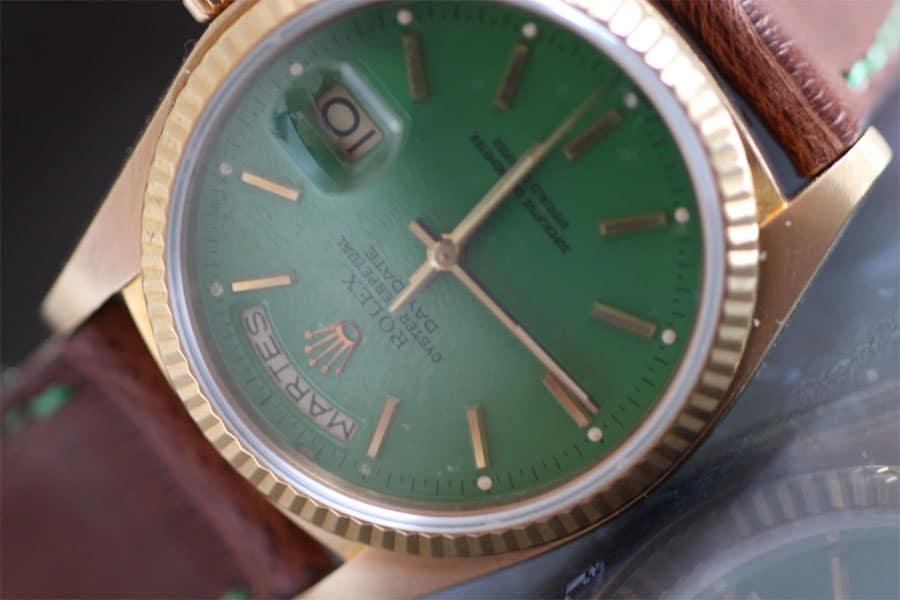 Rolex Day-Date Referenz 18038
