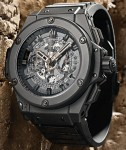 Das Uhren-Magazin testet die King Power Unico All Black von Hublot