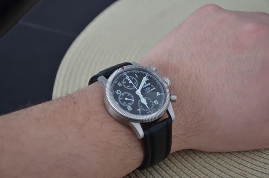 Tutima Fliegerchronograph F2