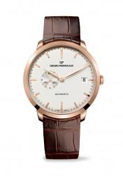 Die 1966 Kleine Sekunde mit Datum von Girard-Perregaux