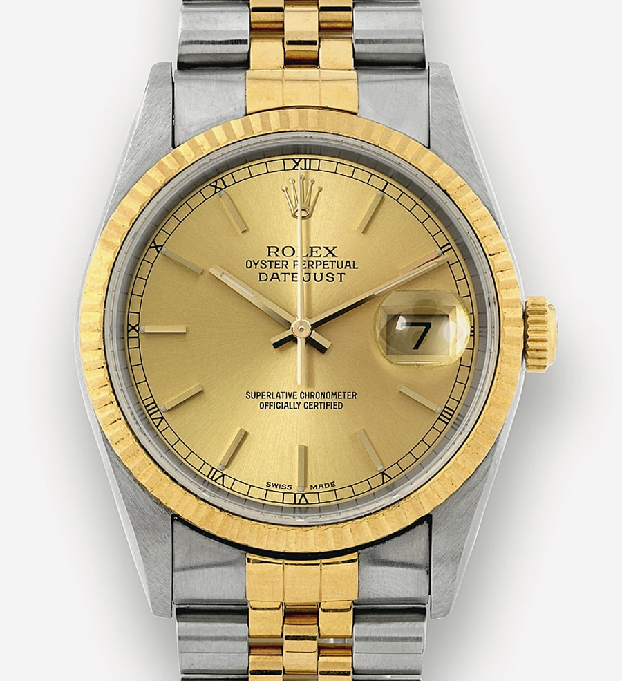 Rolex Oyster Perpetual Datejust 2003