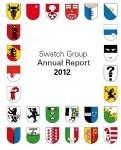 Geschäftsberich 2012 Swatch Group