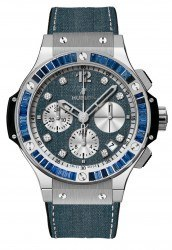 Hublot Big Bang Jeans Carat