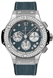 Hublot Big Bang Jeans Diamonds