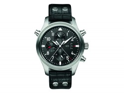 IWC Flieger Doppelchronograph