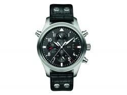 IWC Flieger Doppelchronograph