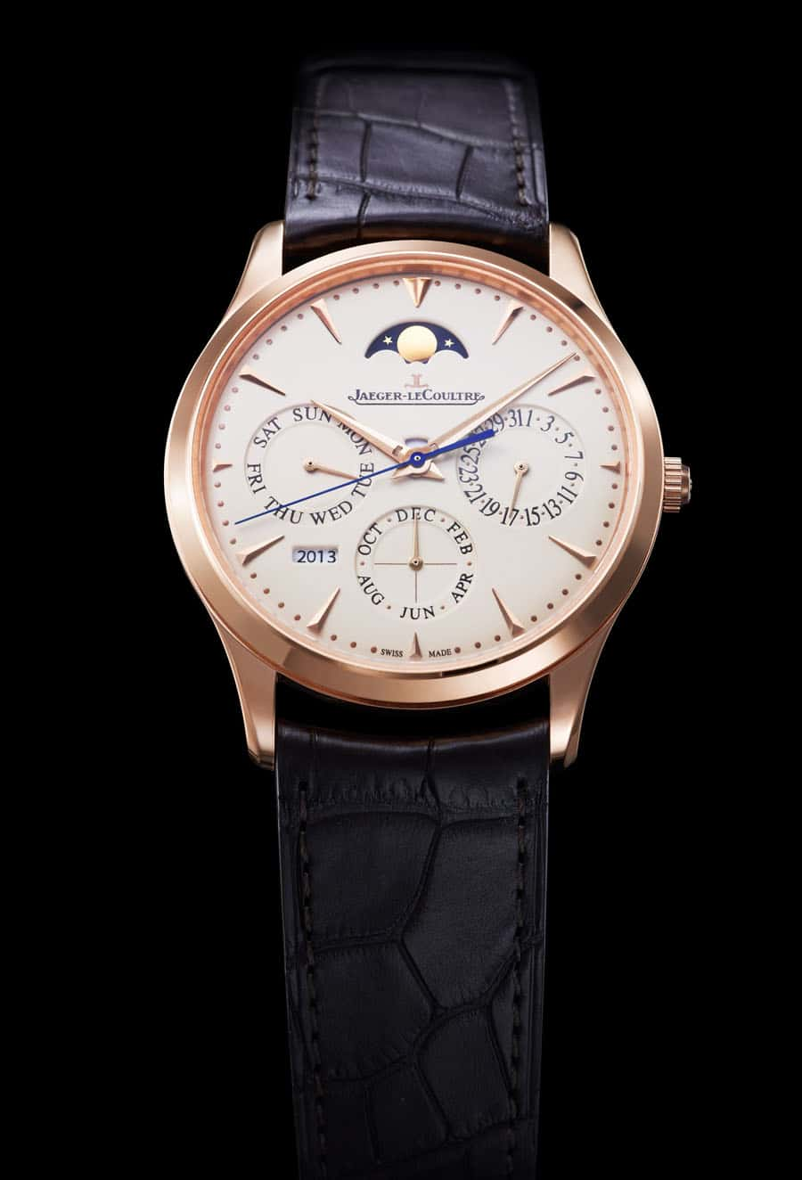 Die Master Ultra Thin Perpetual von Jaeger-LeCoultre