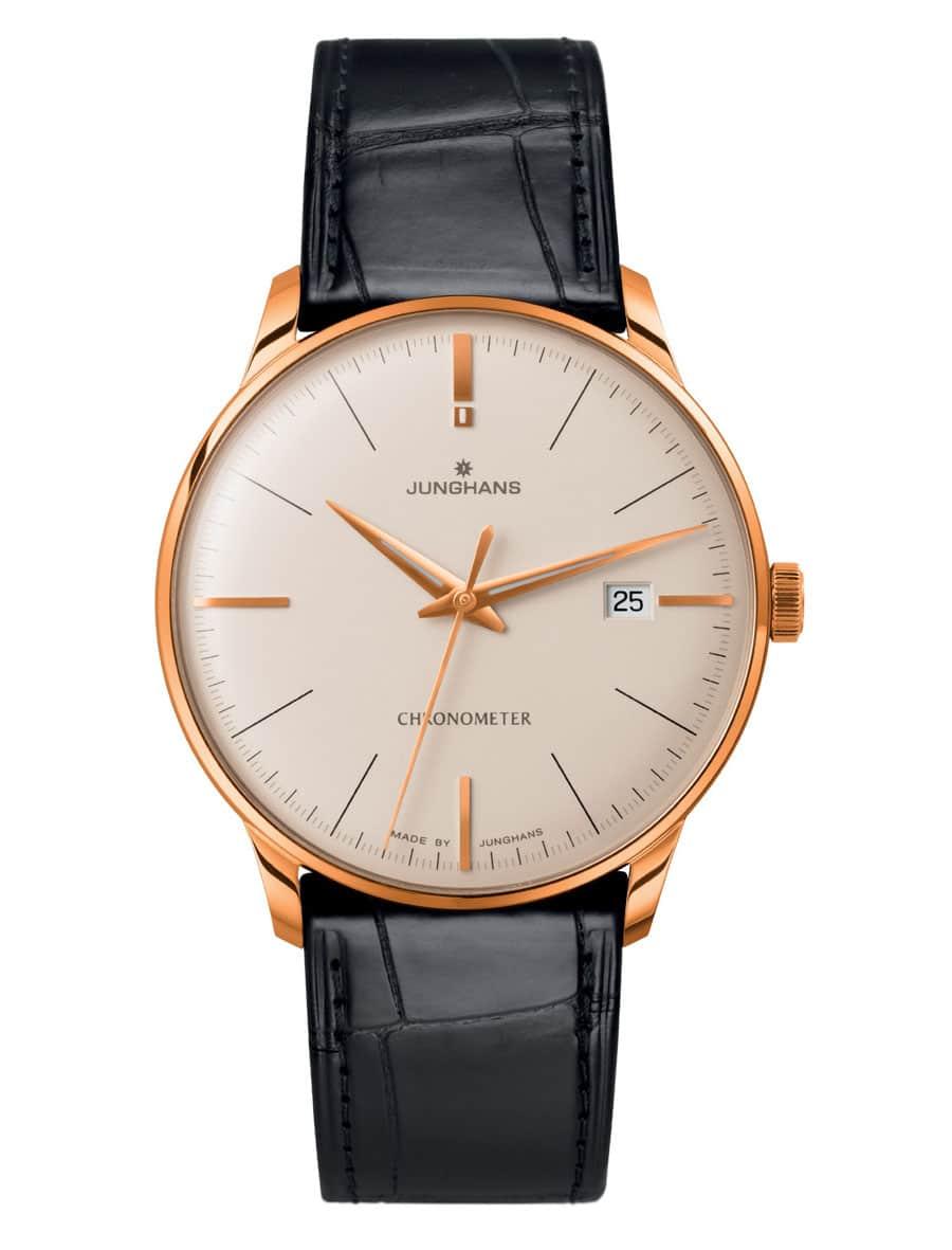 Meister Chronometer in 18-kt. Roségold