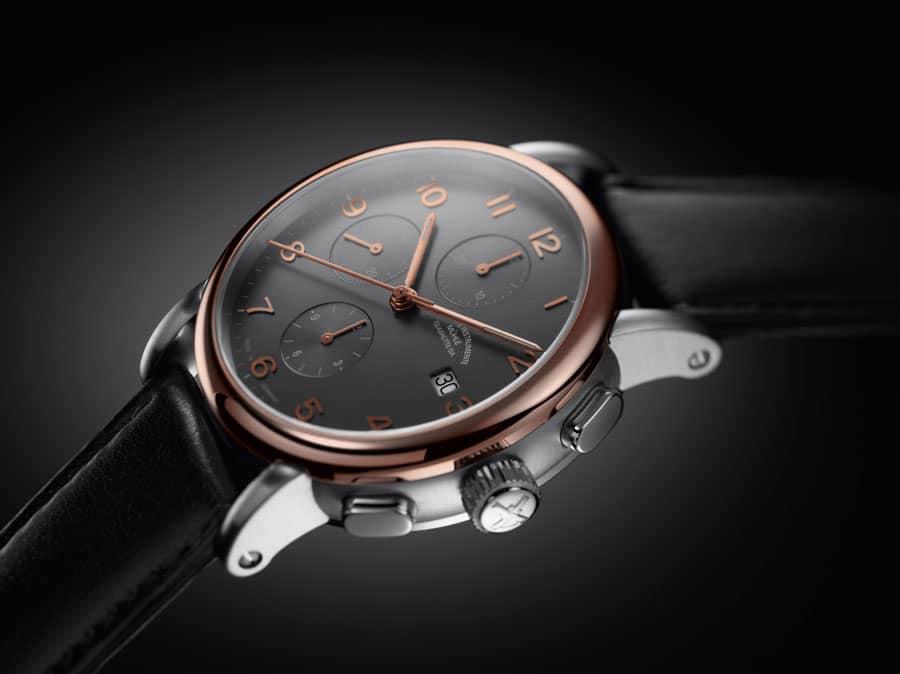 Die neue Variante des Antaria Chronographen von Mühle-Glashütte