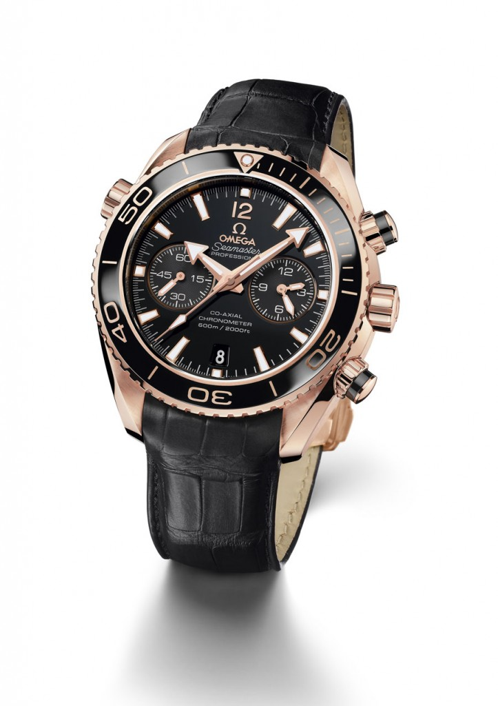 Omega Seamaster Planet Ocean 45mm chrono