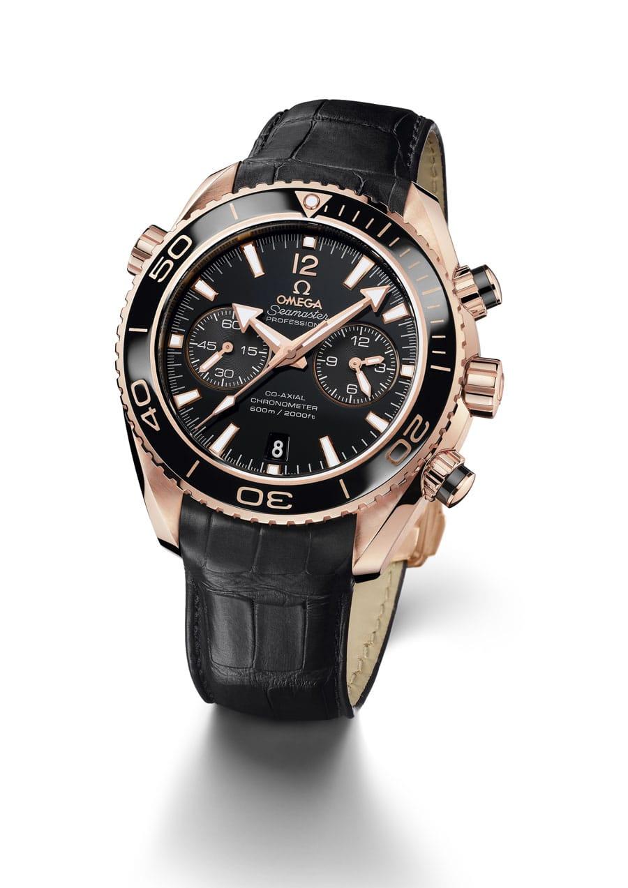 Omega Seamaster Planet Ocean 45mm chrono