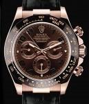 Klassisches Chronographenziffernblatt: Rolex Oyster Perpetual Cosmograph Daytona (21.600 Euro)