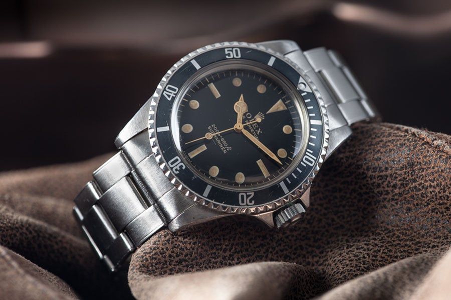 Rolex Submariner Referenz 5513