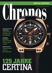 So sieht das Chronos Special Certina aus: sportlich wie die Marke selbst