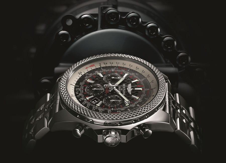 Breitling for Bentley B06 mit 30-Sekunden-Chronograph