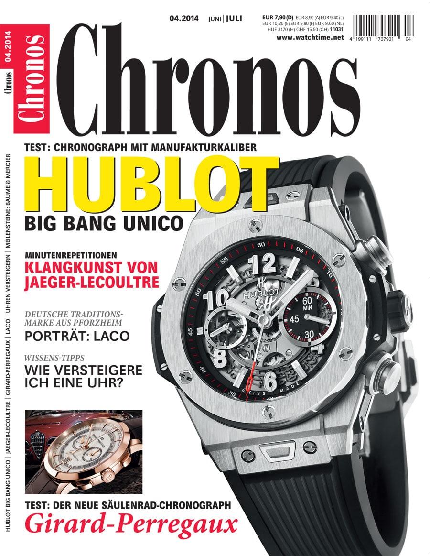 Chronos Ausgabe 04.2014