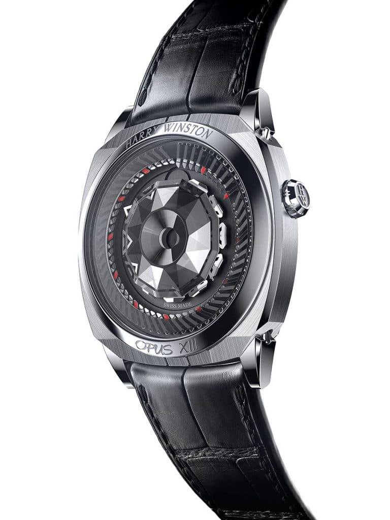 Harry Winston Opus XIII Side