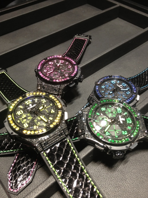 Hublot BB Fluo Monster