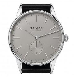 Die neue Orion 38 Grau von Nomos Glashütte