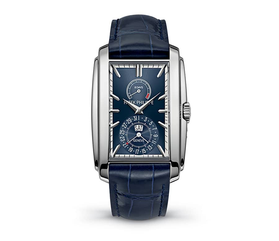 Die neue Gondolo 8 Days, Day & Date Indication von Patek Philippe