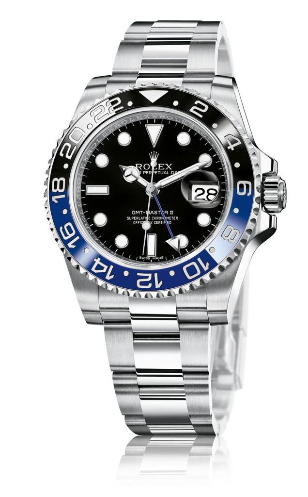 rolex gmt master 2 blau schwarz. Black Bedroom Furniture Sets. Home Design Ideas