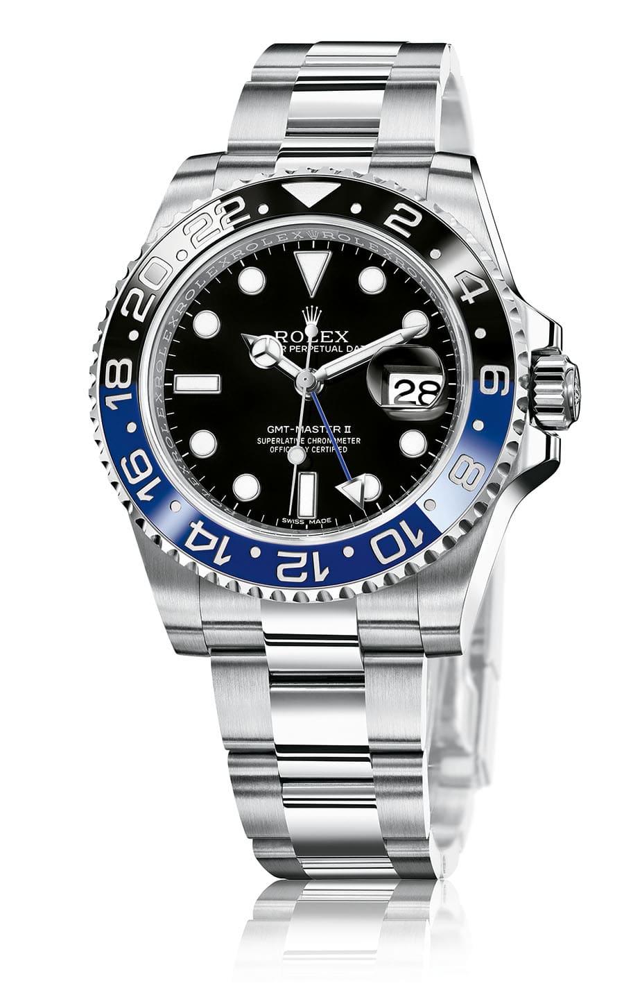 Die neue GMT-Master II von Rolex