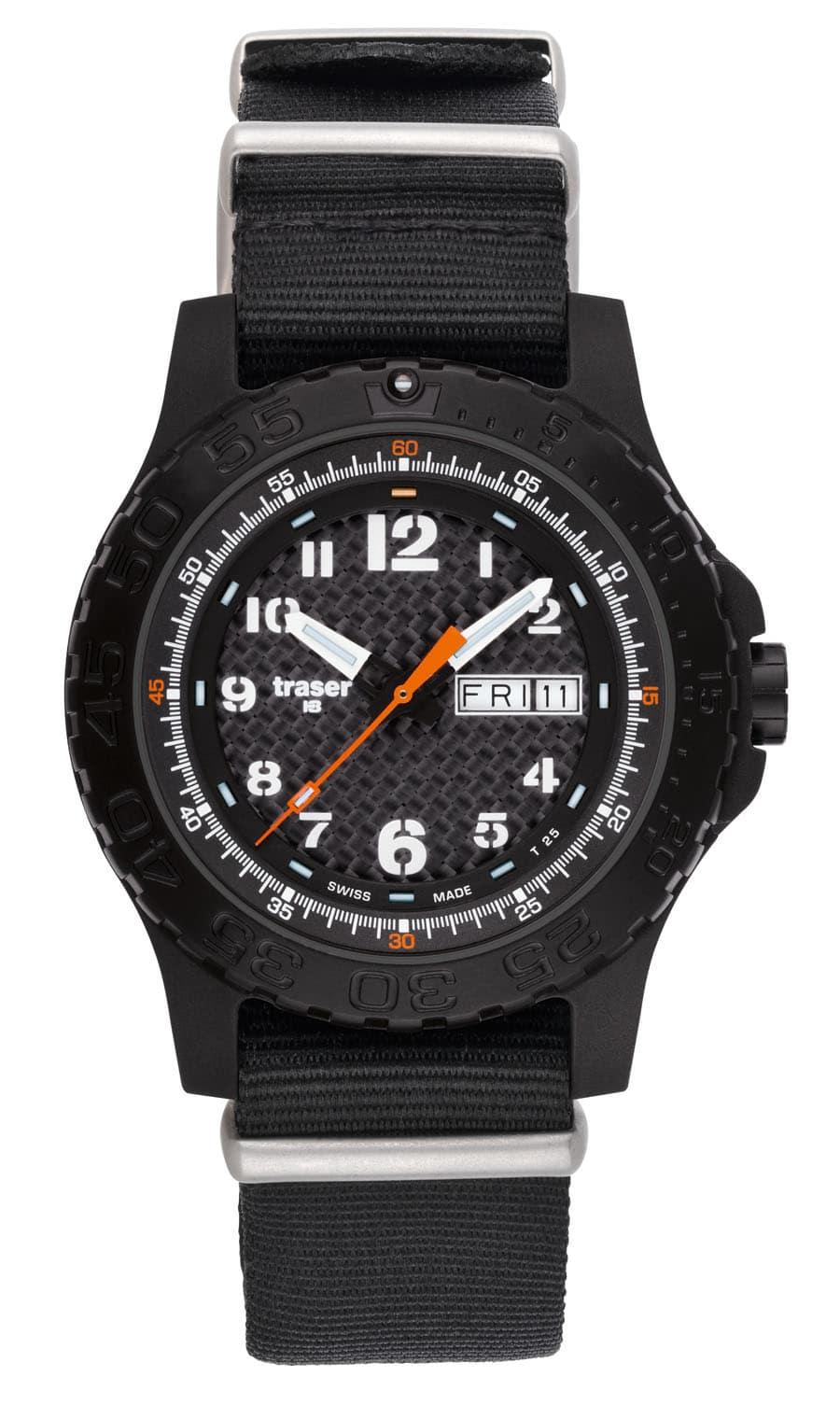 traser® H3 Extreme Sport Carbon Pro mit Natoband