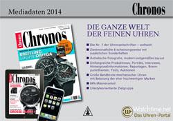 Chronos Mediadaten 2014