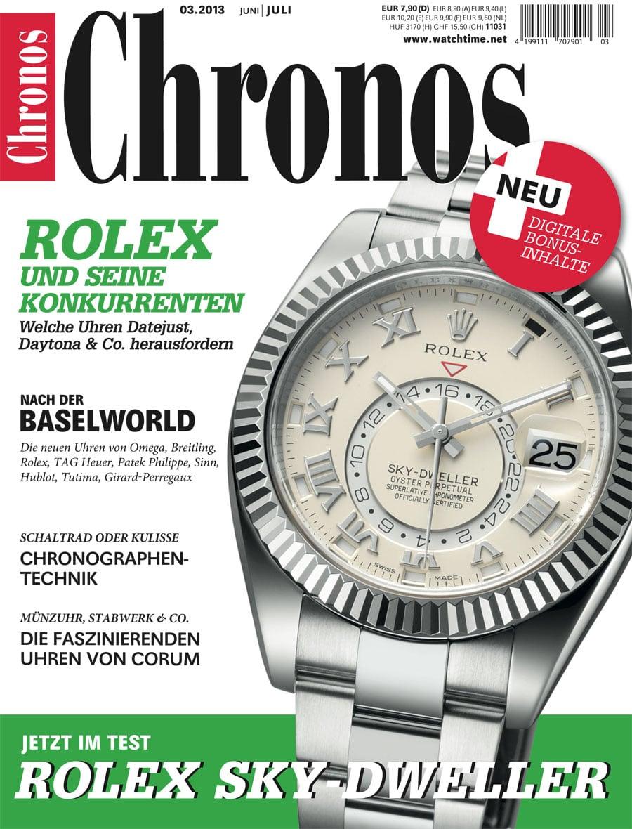 Chronos-Ausgabe 03.2013