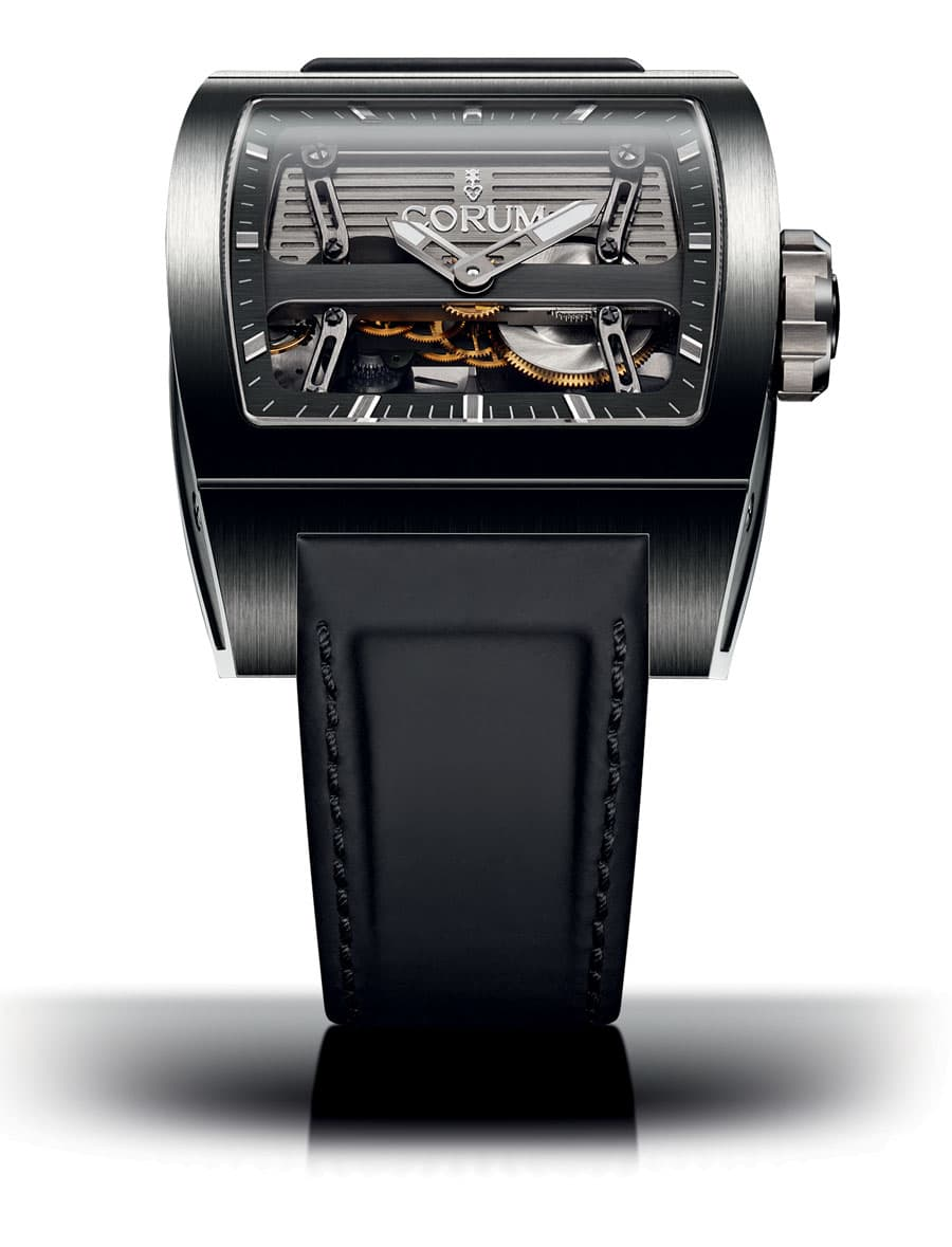 Corum: Ti-Bridge Automatic Dual Winder