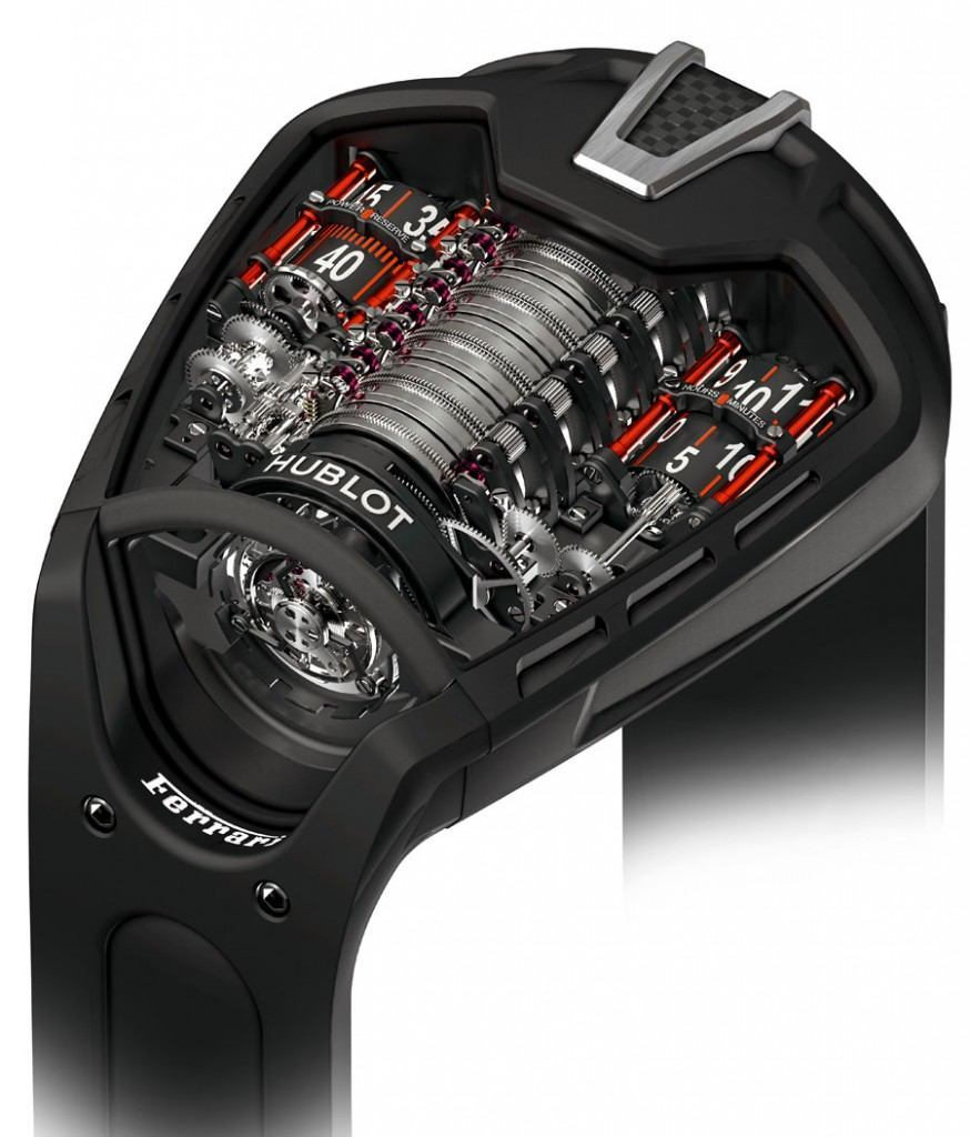 hublot mp 05 la ferrari das uhren portal. Black Bedroom Furniture Sets. Home Design Ideas