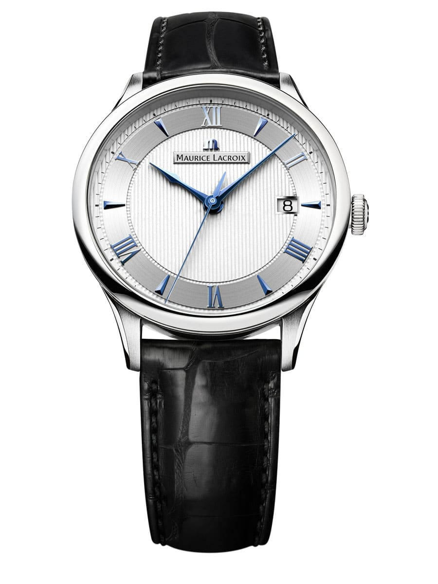 Maurice Lacroix: Masterpiece Date