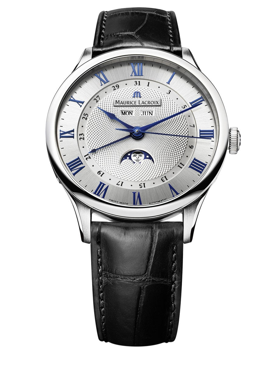 Maurice Lacroix: Masterpiece Tradition Phases de Lune