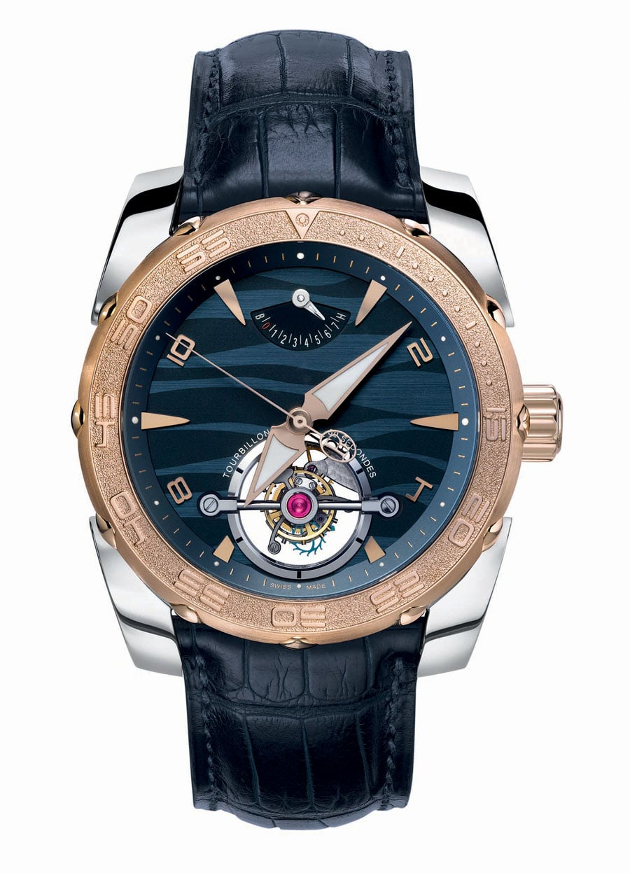 Parmigiani: Pershing Tourbillion Abyss