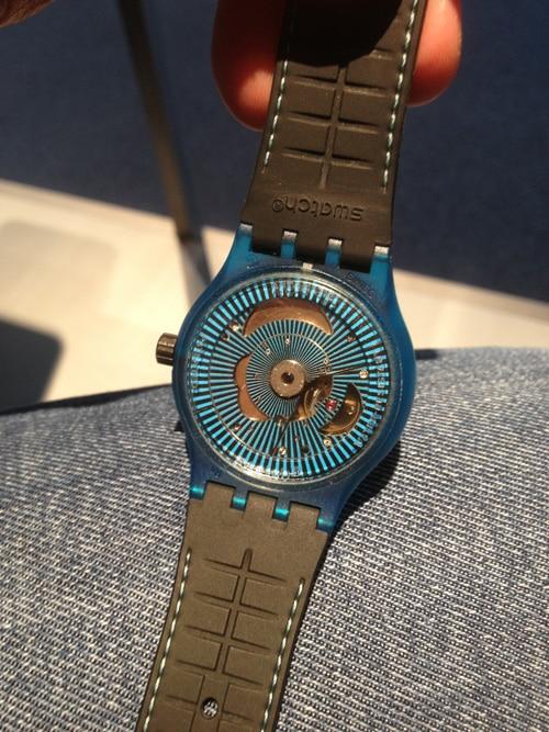 Swatch SISTEM51 Werk