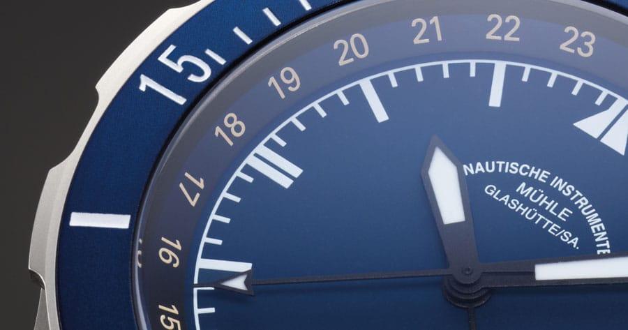 Mit zweiter Zeitzone: Die Seebataillon GMT