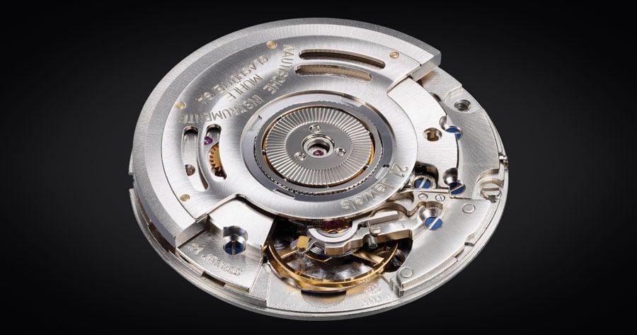 Seebataillon GMT Mühle-Uhrwerk