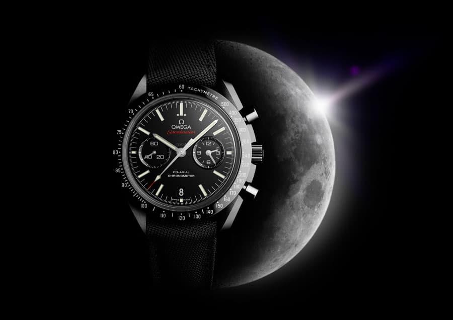"Omega: Speedmaster ""The Dark Side of the Moon"""