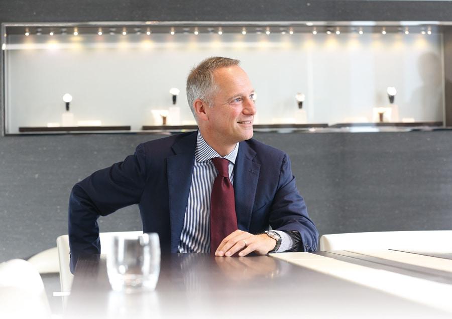 """""""Keine Sportuhren, keine Einstiegspreislagen"""": Lange-CEO Wilhelm Schmid"""