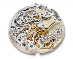 Eines der schönsten Uhrwerke überhaupt: Kaliber L951.6 des Datograph Auf/Ab