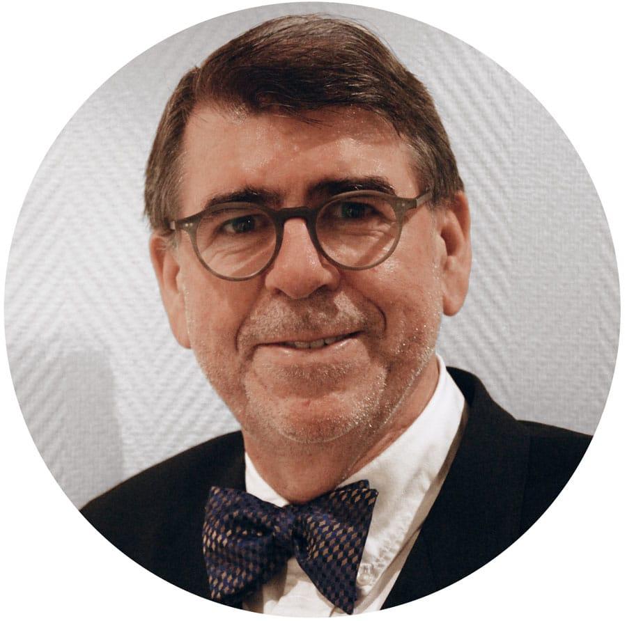 Uhrenexperte Gisbert L. Brunner wird bei den Uhren-Dinners über die Welt der Uhren informieren.