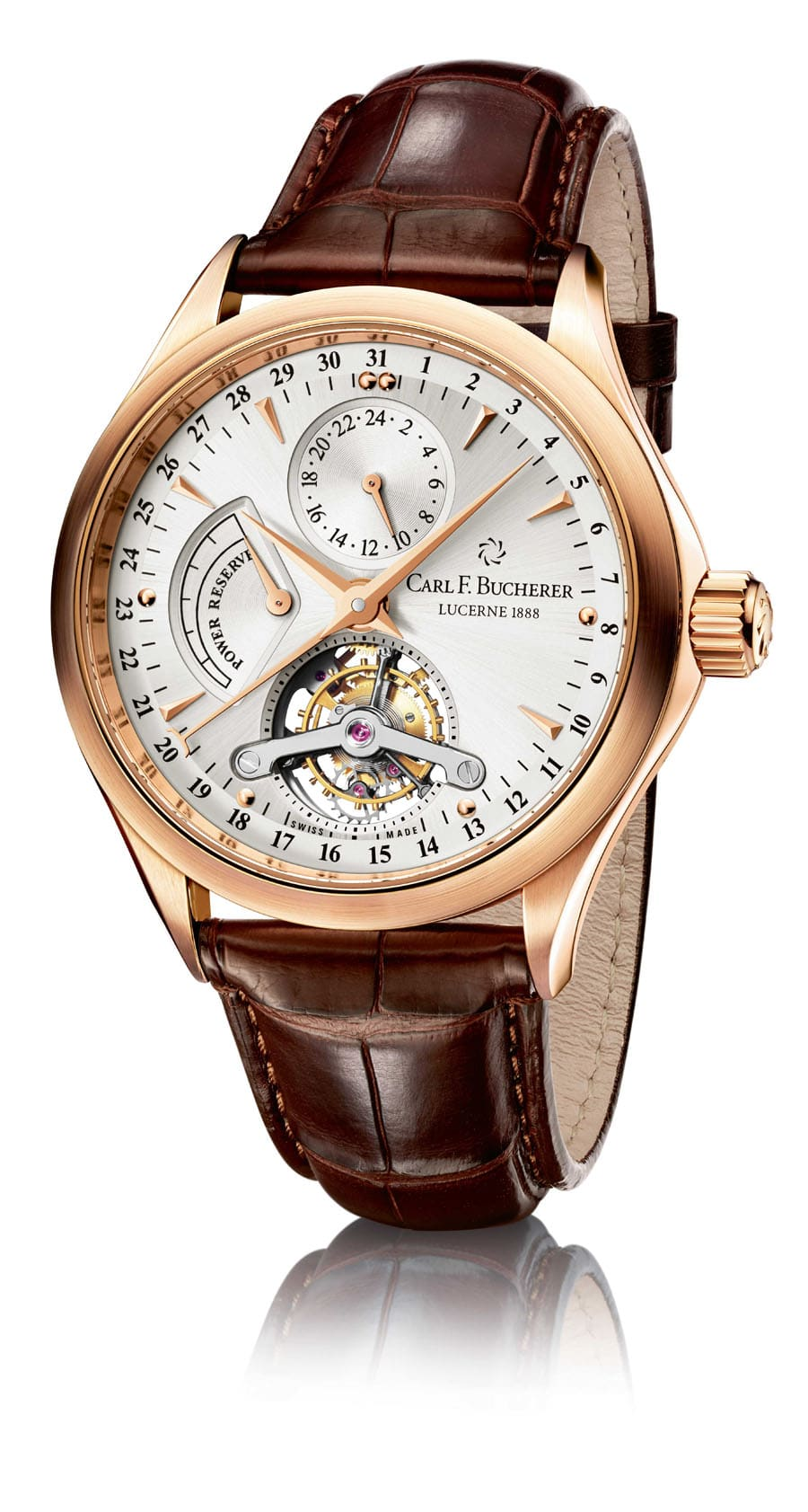 Carl F. Bucherer: Manero Tourbillon