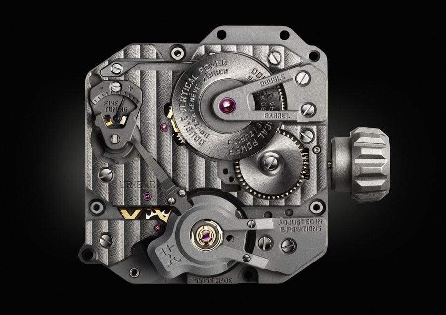 Urwerk: Neues Manufakturwerk EMC